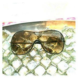 Tom Ford Retro Amber Sunglasses *Brand New*